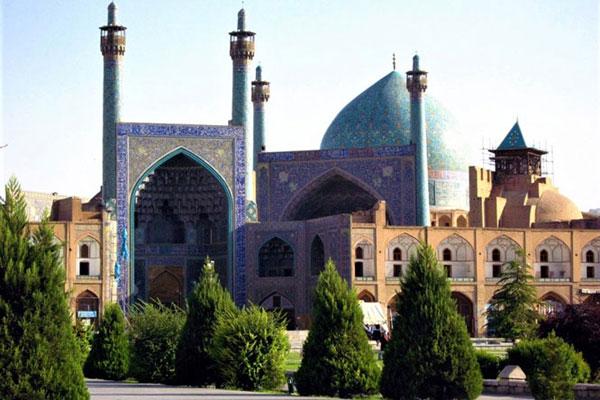 """Isfahan - """"Nghìn lẻ một đêm"""""""