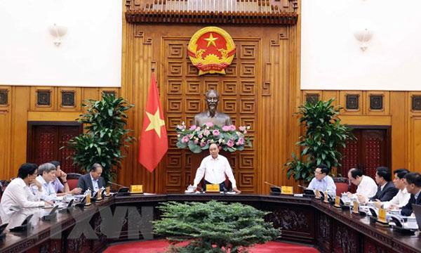Thường trực Chính phủ họp về Chiến lược phát triển đường sắt