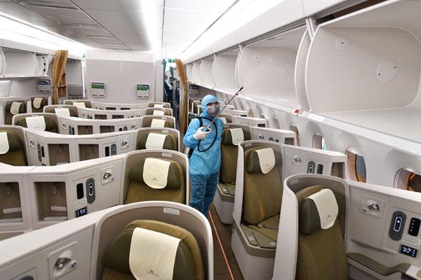 Bộ Y tế đề xuất ba quy trình cách ly hành khách khi mở lại đường bay thương mại quốc tế