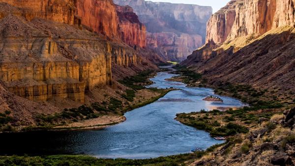 7 dòng sông cổ nhất thế giới
