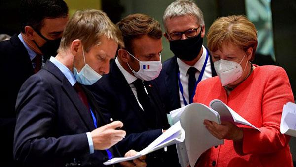 EU chưa thể nhất trí về kế hoạch phục hồi trị giá 1.800 tỷ euro