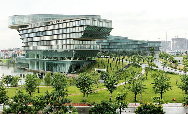 Sắp diễn ra Tuần lễ Công trình xanh Việt Nam 2020