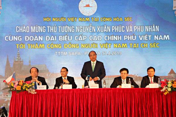 Việt Nam – Cộng hòa Séc: Nguồn cội yêu thương và quê hương thứ hai của chúng tôi