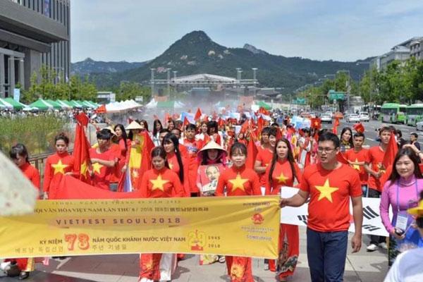 Công tác vận động, hỗ trợ cộng đồng người Việt tại Hàn Quốc hội nhập, phát triển ở sở tại và đoàn kết hướng về quê hương
