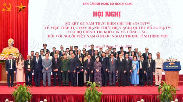 Hội nghị sơ kết 5 năm thực hiện Chỉ thị số 45-CT/TW