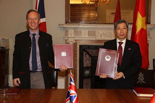 Hiệp định UKVFTA tạo ra những động lực mới cho phục hồi kinh tế của Việt Nam
