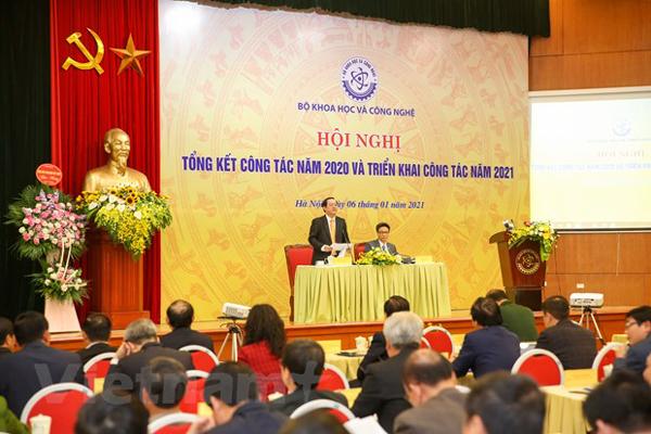 Khoa học công nghệ đóng góp quan trọng cho kinh tế Việt Nam 2020