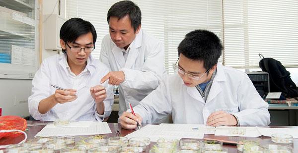 PGS. Trần Đăng Xuân - nhà khoa học Việt Nam tại Nhật Bản
