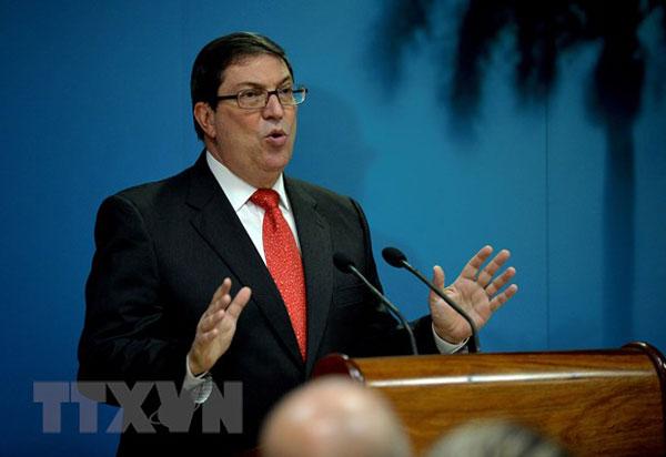 Cuba lên án Mỹ đưa La Habana vào