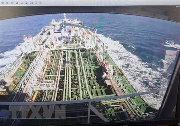Hàn Quốc chia sẻ thông tin về thủy thủ Việt trên tàu MT Hankuk Chemi