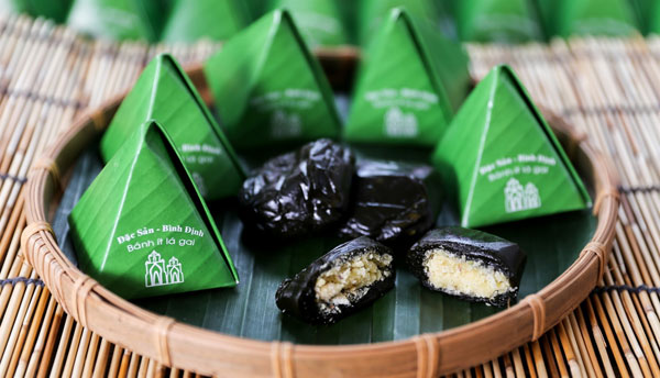 Bánh ít lá gai – Đặc sản vùng đất Bình Định