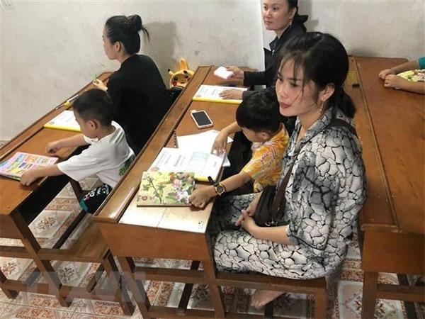 Khai giảng lớp dạy tiếng Khmer cho người gốc Việt tại Preah Sihanouk