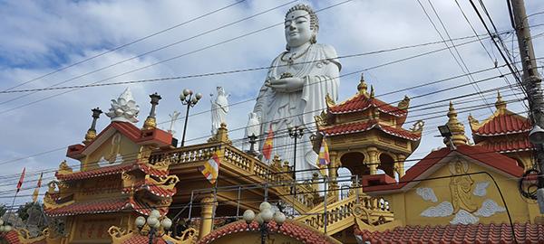 Chùa Phước Thành - Điểm hẹn du lịch tâm linh ở Cù Lao Giêng