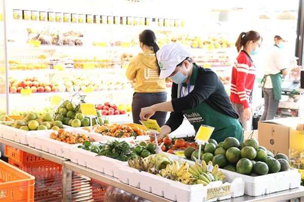 Dịch COVID-19: Triển vọng phát triển ngành thực phẩm, đồ uống
