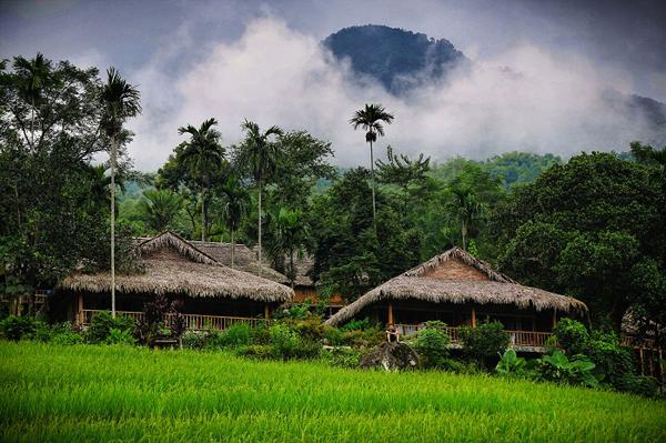Khám phá không gian hoang sơ tại Pù Luông, Thanh Hóa