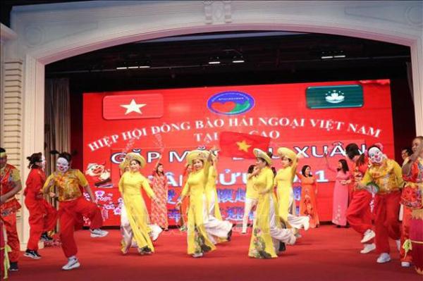 Cộng đồng người Việt Nam tại Macau (Trung Quốc) gặp mặt đầu Xuân Tân Sửu