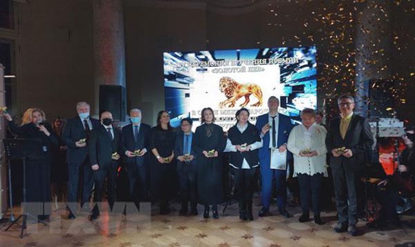 Công dân Việt được trao Giải thưởng danh giá của Saint Petersburg