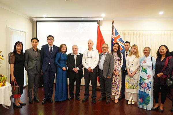Người Việt tại Úc đón Tết xa quê chan chứa tình đồng hương