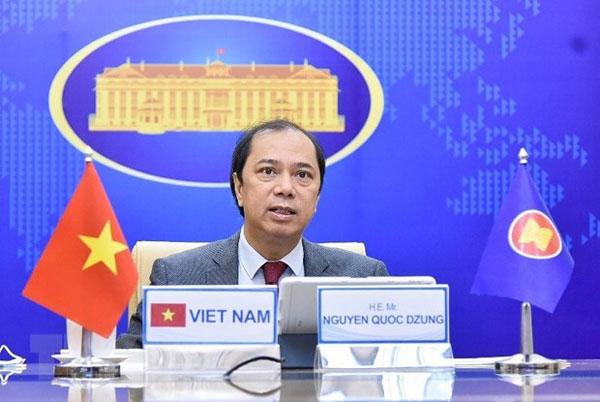 Việt Nam-Thái Lan thúc đẩy hiệu quả quan hệ Đối tác chiến lược