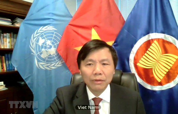 Việt Nam quan ngại về vấn đề sử dụng vũ lực trong luật pháp quốc tế