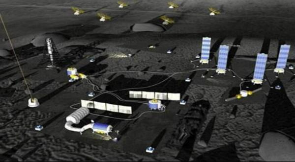 Nga, Trung Quốc ký bản ghi nhớ về Trạm nghiên cứu mặt trăng