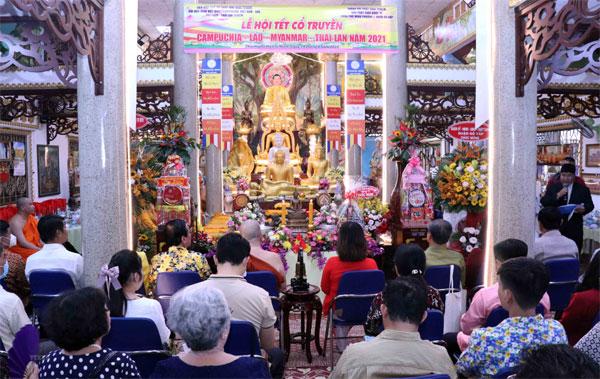 TP. HCM tổ chức lễ hội đón các tết cổ truyền của 4 nước láng giềng