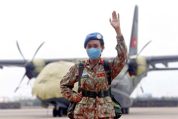 Việt Nam nỗ lực giúp duy trì nền hòa bình bền vững trên thế giới