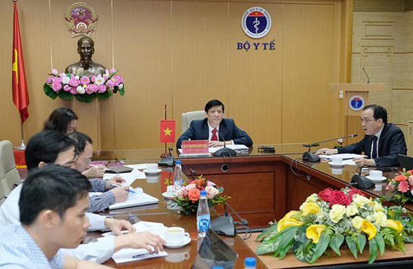 Việt Nam sẵn sàng hỗ trợ Campuchia phòng chống dịch COVID-19