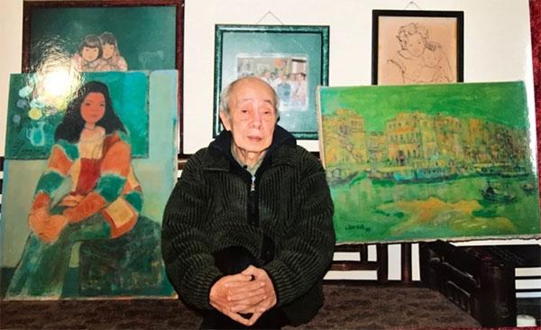 Trưng bày gần 100 tác phẩm của họa sĩ Linh Chi