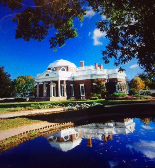Thăm tư gia Thomas Jefferson, nhớ Bác Hồ