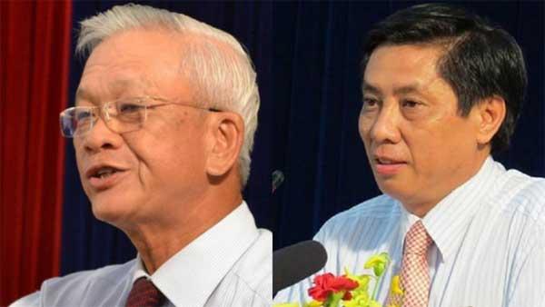 Khởi tố, bắt tạm giam hai cựu Chủ tịch UBND tỉnh Khánh Hòa vì sai phạm trong quản lý đất đai