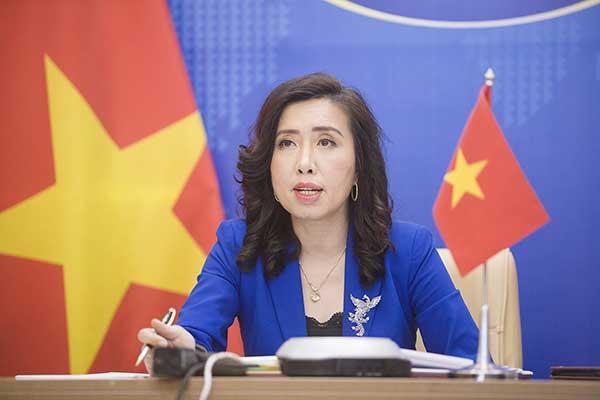 Người Phát ngôn Bộ Ngoại giao: Việt Nam phản đối và yêu cầu Đài Loan hủy bỏ hoạt động diễn tập trái phép