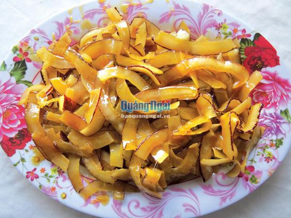 Ngọt dẻo kẹo dừa