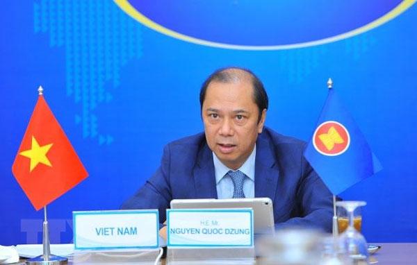 Thứ trưởng Nguyễn Quốc Dũng: Sớm hoàn tất Khung hành lang đi lại ASEAN