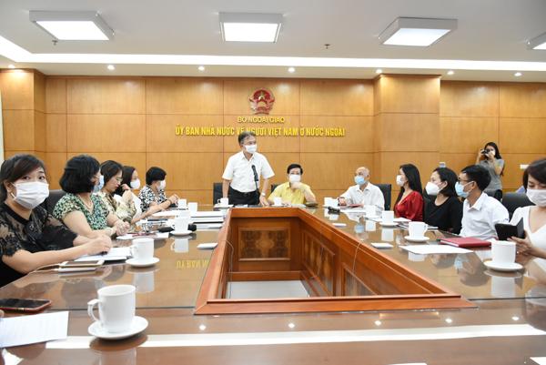 Kết nối doanh nghiệp Việt-Thái trong hoàn cảnh đại dịch COVID-19