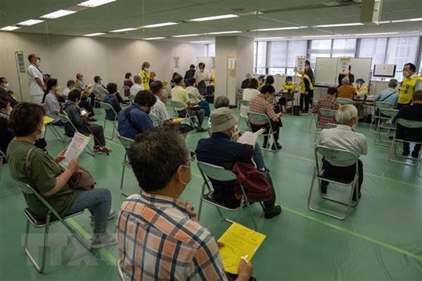 Nhật Bản phê chuẩn thuốc kháng thể Ronapreve điều trị COVID-19