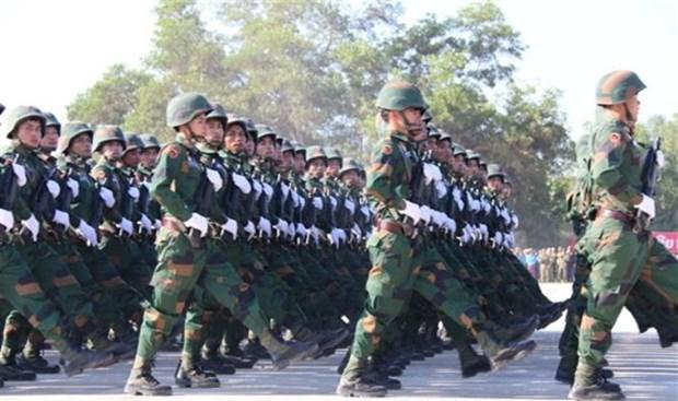 Liên doanh Viettel hỗ trợ 3 triệu USD hiện đại hóa quân đội Lào