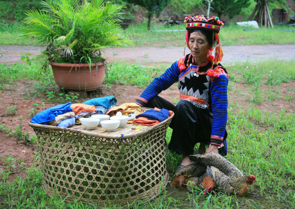 Độc đáo Tết mùa mưa của người dân tộc Hà Nhì ở vùng núi Tây Bắc