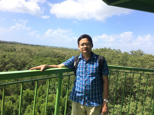 Nghiên cứu sinh Nguyễn Tiên Phong: Môi trường học tập ở Philippines phù hợp với sinh viên Việt Nam