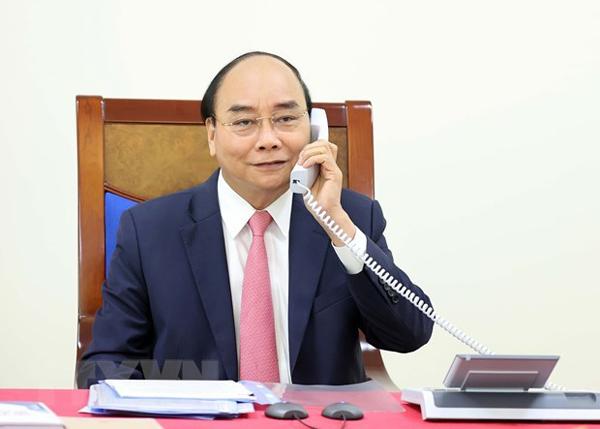 Chủ tịch nước Nguyễn Xuân Phúc sẽ điện đàm với Tổng thống Nga