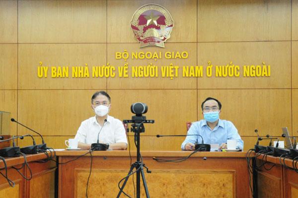 """Tọa đàm trực tuyến """"Kinh tế Việt Nam dưới tác động của đại dịch Covid-19"""""""