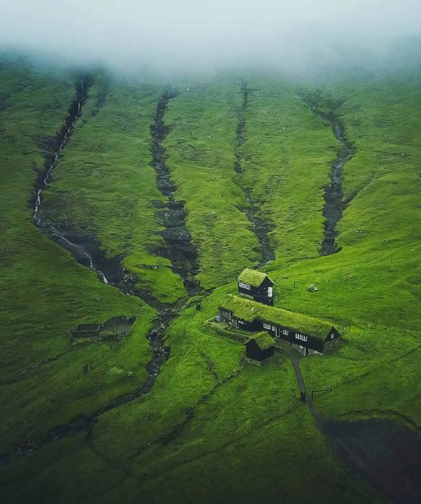 Đảo Faroe- vẻ đẹp tựa thiên đường chốn hạ giới ở Đan Mạch