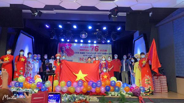 Hiệp hội Đồng hương tương trợ Việt Nam tại Macau đoàn kết và sẻ chia