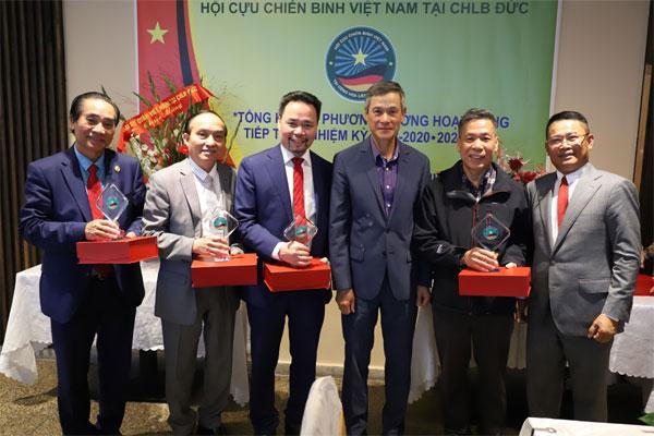 Các cựu chiến binh giúp gắn kết cộng đồng người Việt ở Đức