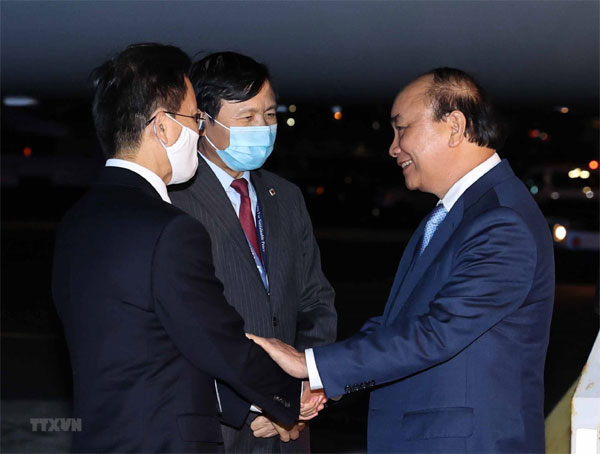 Chủ tịch nước Nguyễn Xuân Phúc tiếp bạn bè cánh tả Hoa Kỳ