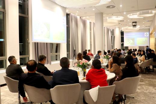 Giao lưu hậu Covid-19 của Hội doanh nghiệp Việt Nam tại Ba Lan