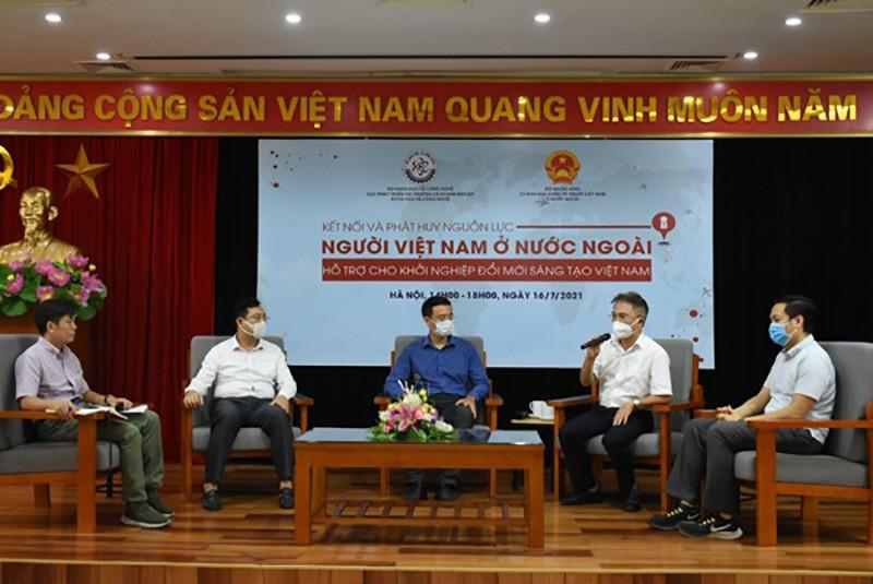 Thế hệ kiều bào trẻ - Mảnh ghép quan trọng trong công cuộc đổi mới sáng tạo tại Việt Nam