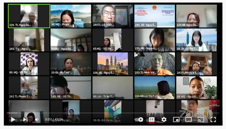 Khai mạc Khóa tập huấn giảng dạy tiếng Việt cho giáo viên Việt Nam ở nước ngoài