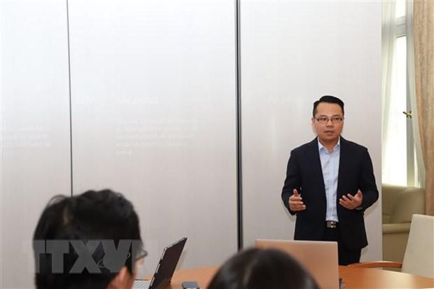 Thành lập Mạng lưới Đổi mới sáng tạo Việt Nam tại châu Âu