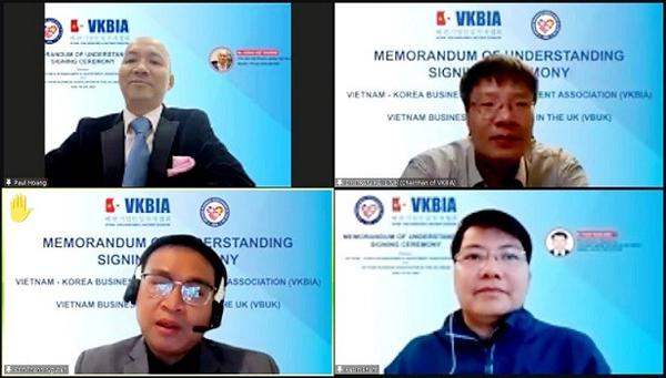 VKBIA và VBUK ký kết hợp tác hỗ trợ tiêu thụ hàng Việt